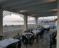 Ristorante- Pizzeria La Terazza del Cicero vista Golfo di Patti