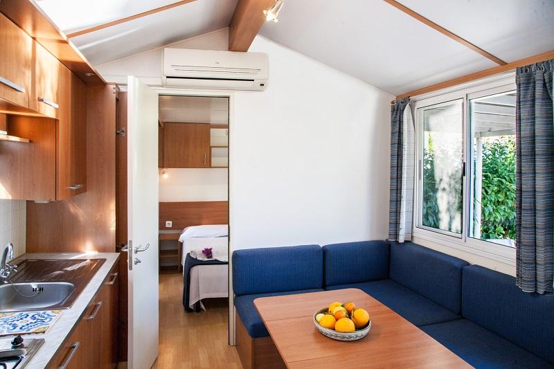 Casa mobile soggiorno/cucina