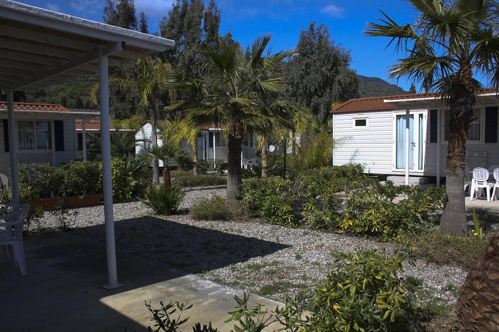 Casa Mobile 4/5 pers. giardino botanico
