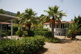 Residence Il Cicero Casa Mobile 4/5 pers. esterno