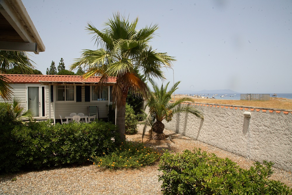 Casa Mobile 4/5 pers.vista Isole Eolie