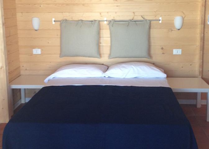 Monolocale 2/3 pax stanza da letto